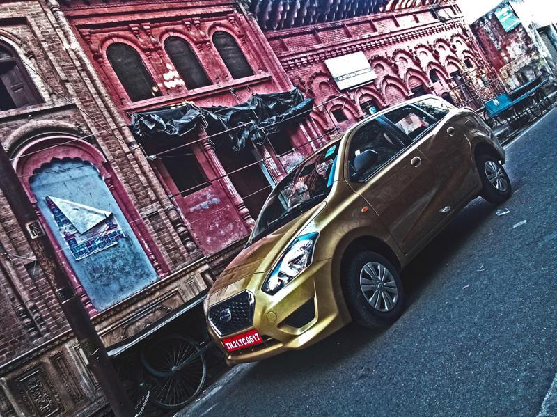 Datsun Go Photos 21