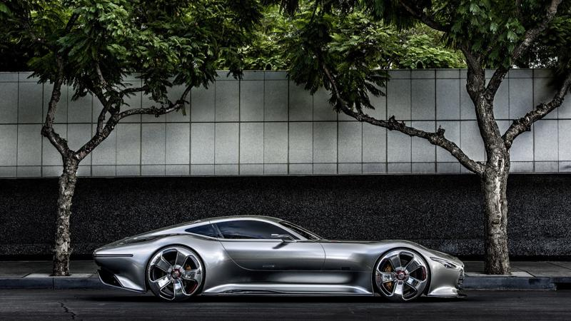 F1-engined Mercedes-AMG hypercar to come soon