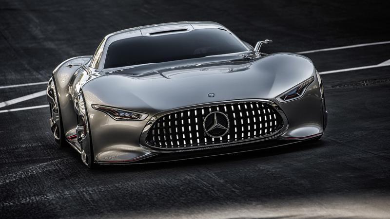 F1-engined Mercedes-AMG hypercar