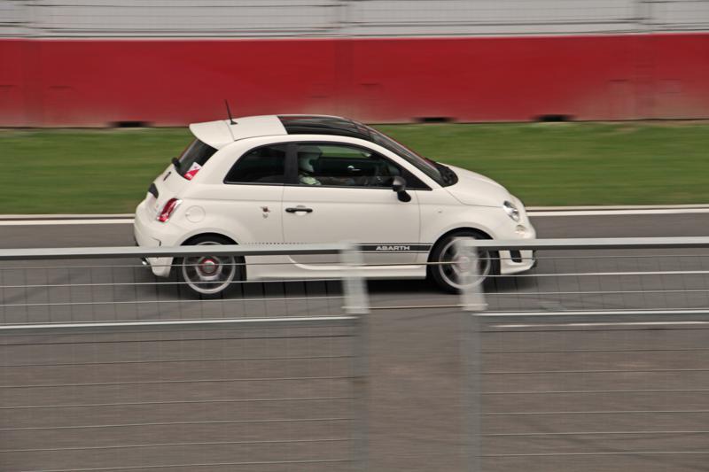 Fiat Abarth 595 Competizione Pic 15
