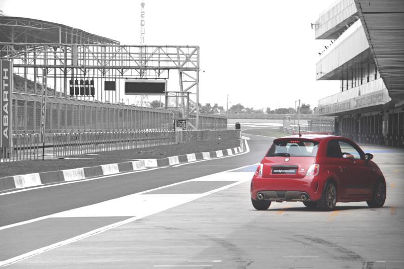 Fiat Abarth 595 Competizione Pic 21