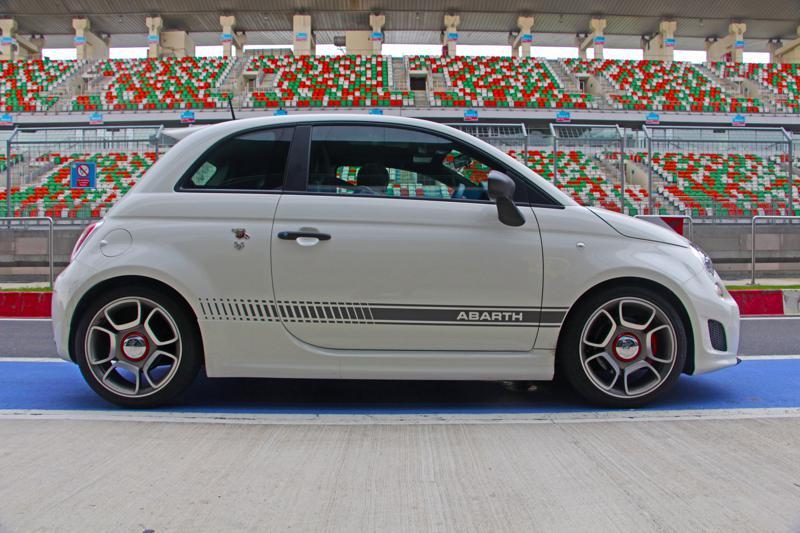 Fiat Abarth 595 Competizione Pic 4