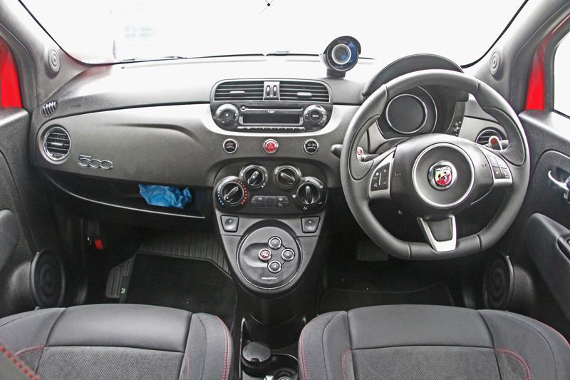 Fiat Abarth 595 competizione 2