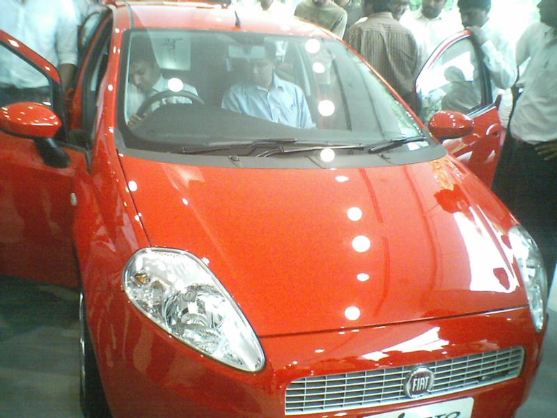 Fiat Grand Punto 04
