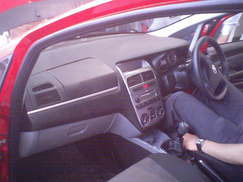 Fiat Grand Punto 07