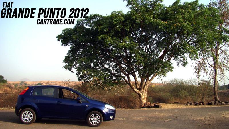 Fiat Grande Punto Picture 51