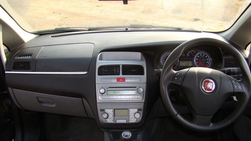 Fiat Grande Punto Picture 30