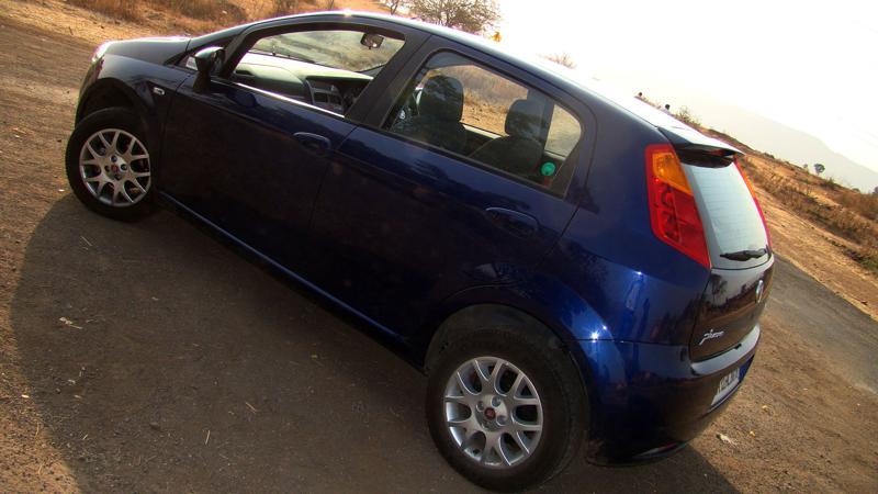 Fiat Grande Punto Picture 13