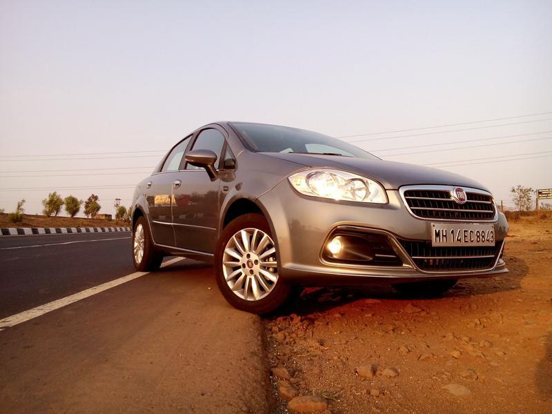 2014 Fiat Linea Review
