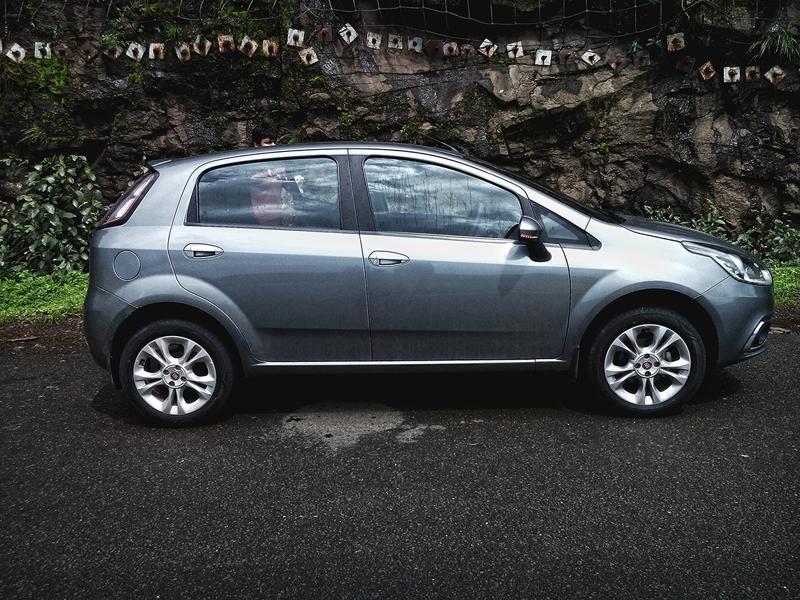 Fiat Punto Evo Photos 20