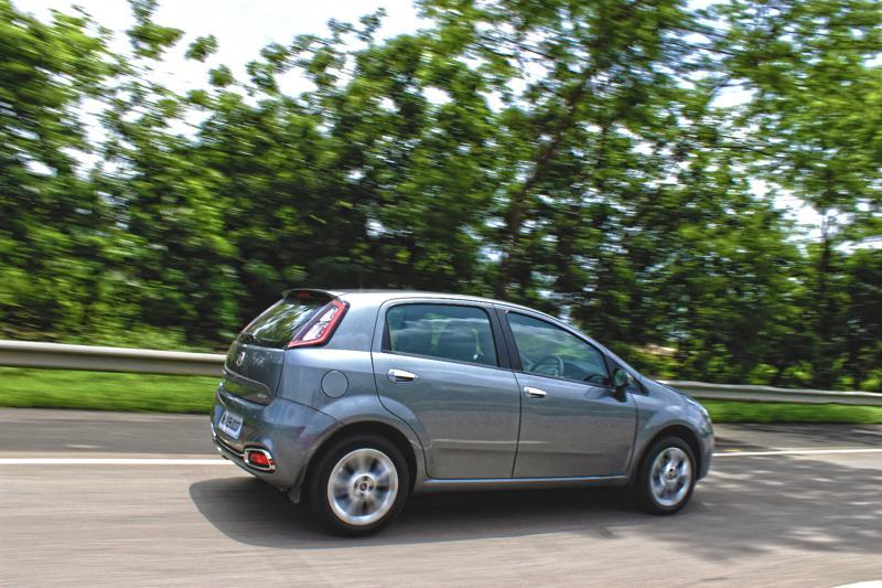 Fiat Punto Evo Photos 8