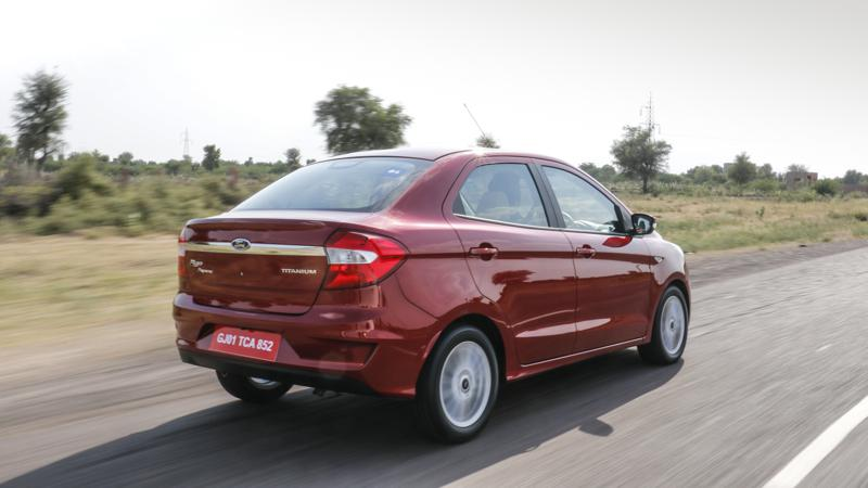 2018 Ford Aspire First Drive Review