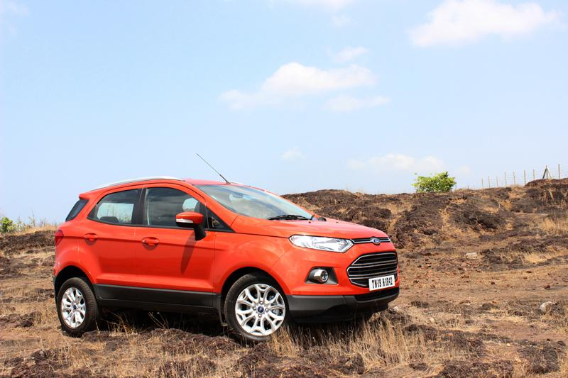 Ford EcoSport Performance Image