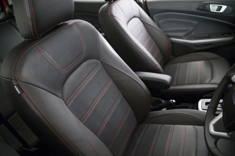 Ford EcoSport Seats