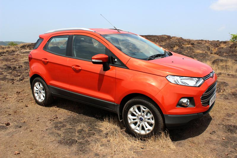 Ford EcoSport wallpaper style