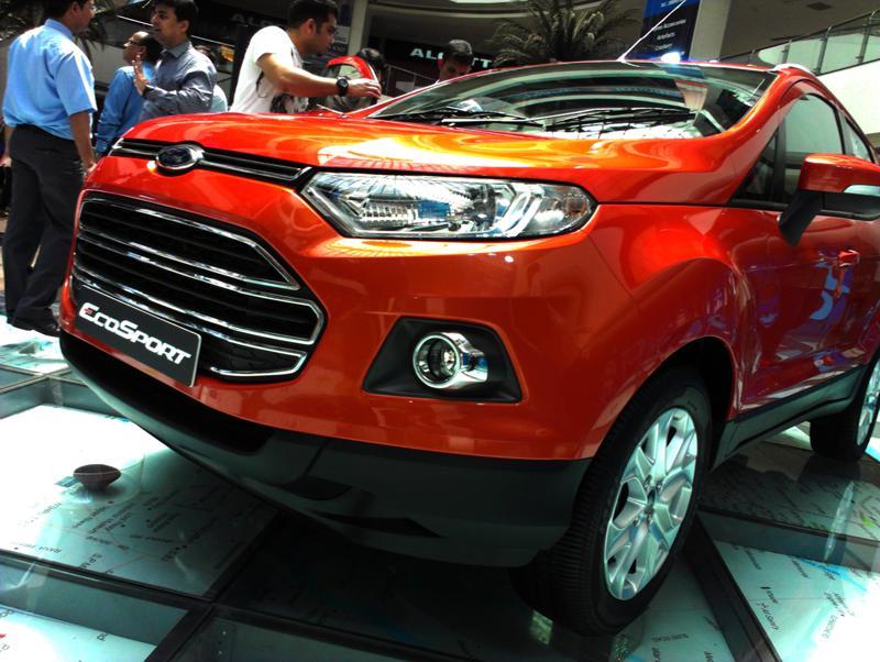 Ford EcoSport 29