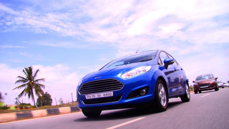 2014 Ford Fiesta Images 39