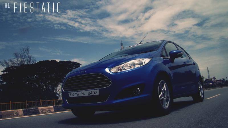 2014 Ford Fiesta Mailer Pic