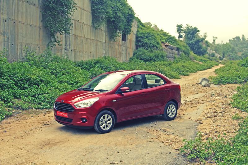 Ford Figo Aspire Images 12