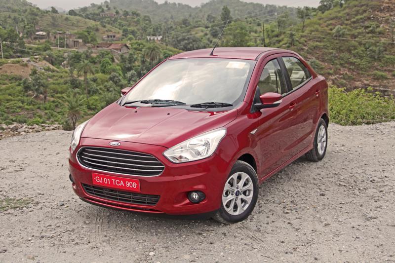 Ford Figo Aspire Images 16