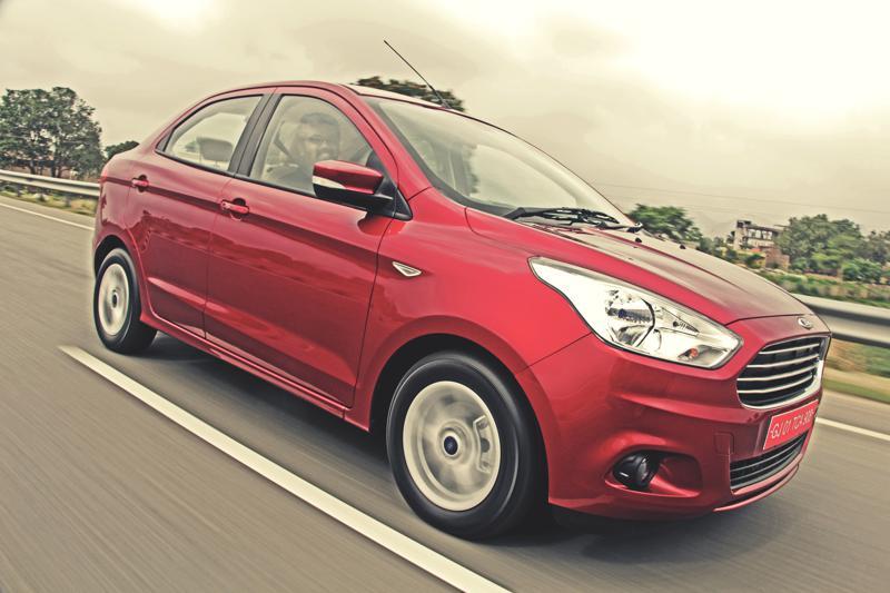 Ford Figo Aspire Images 3