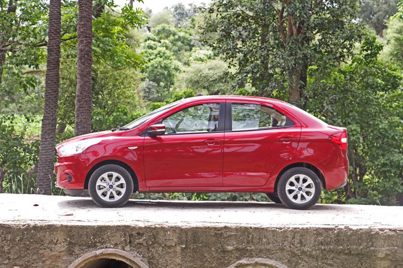 Ford Figo Aspire Images 4