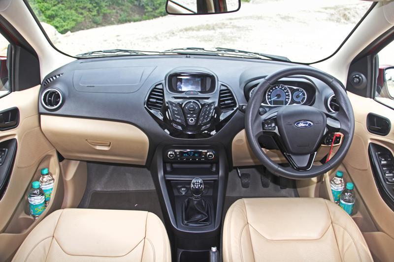 Ford Figo Aspire Photos 2