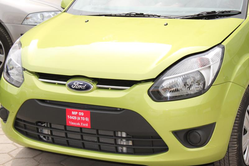 Ford Figo - a Cool Car Indeed - CarTrade