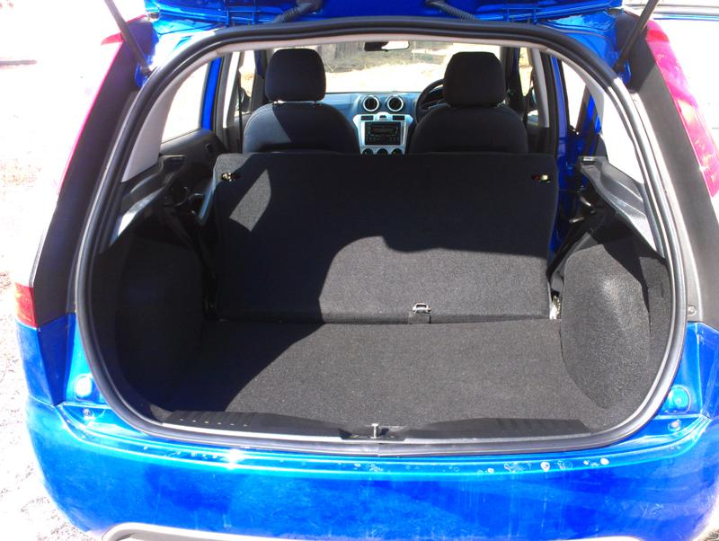Ford Figo boot space image