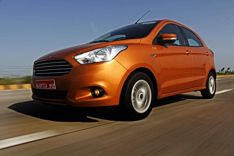 Ford Figo Images 14