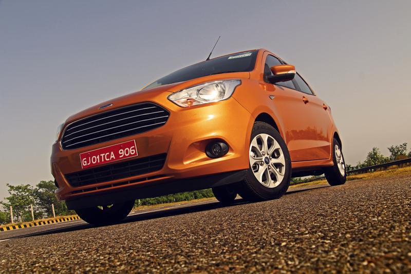 Ford Figo Images 9