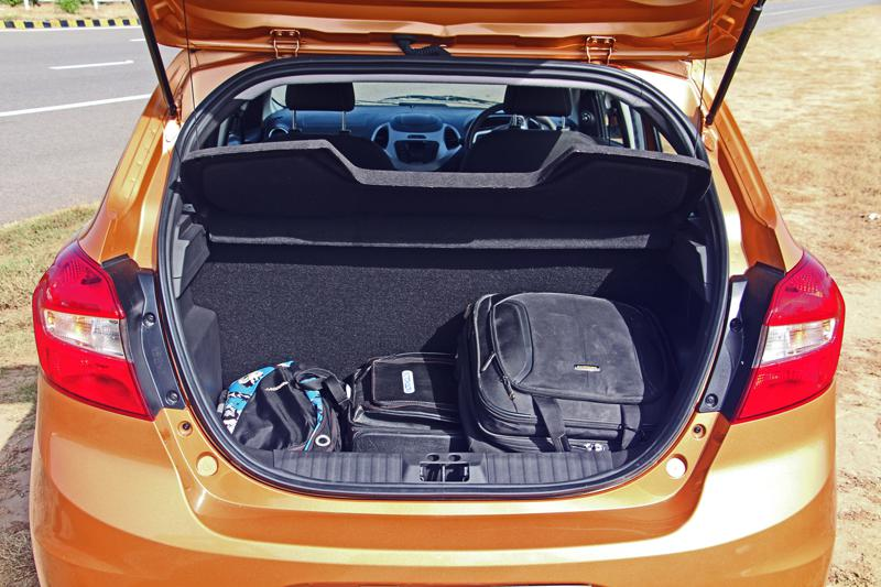 Ford Figo Photos 16