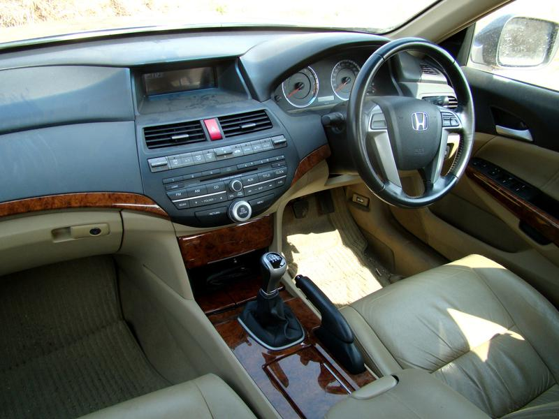 Honda Accord Interior Image