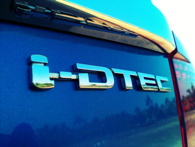 Honda Amaze i DTEC Logo
