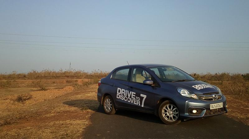 Drive To Discover 7- Hues of the hinterland Honda style