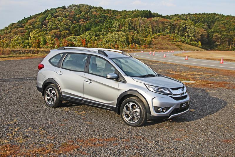 Honda BR V Images 18