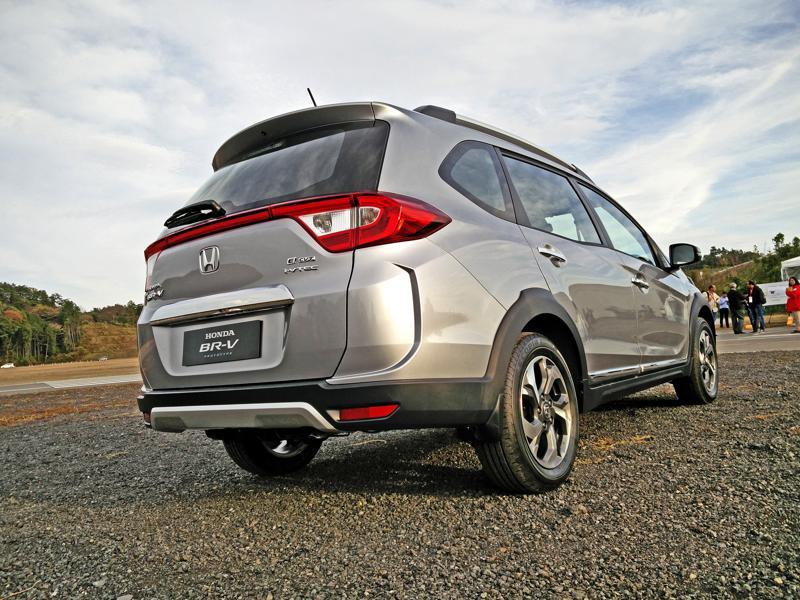 Honda BR V Images 20