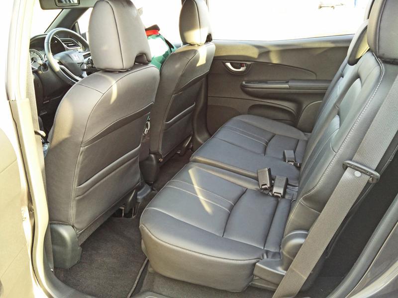 Honda BR V Images 29