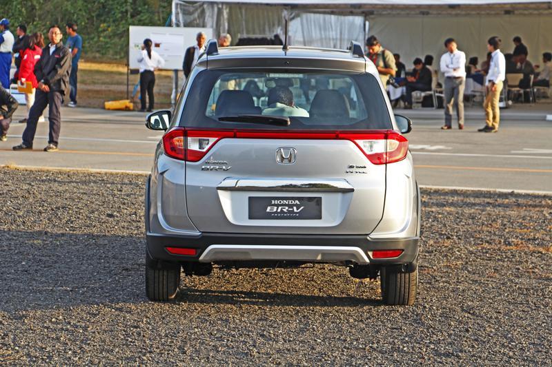 Honda BR V Images 32