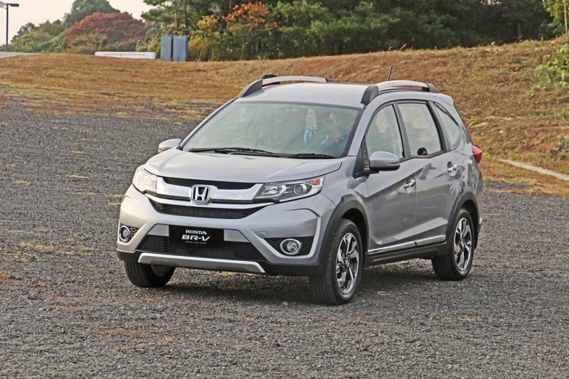 Honda BR V Images 33