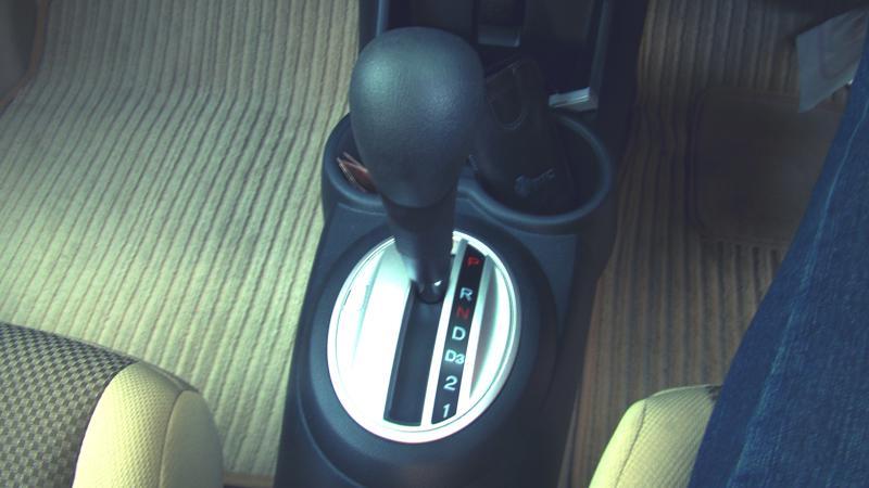 Honda Brio Automatic Transmission