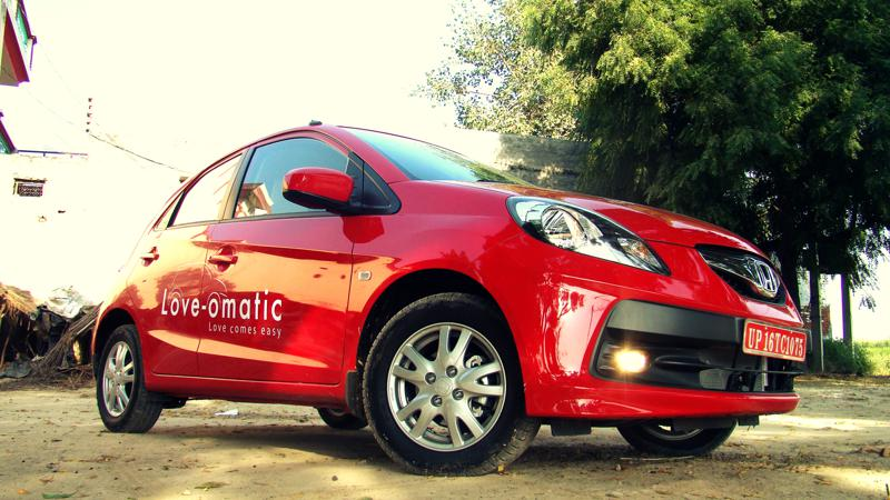 Honda Brio AT Review: Brio goes Love-omatic - CarTrade