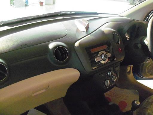Honda Brio Dashboard