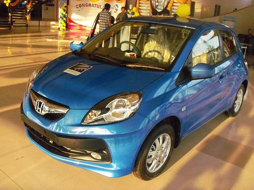 Honda Brio: First Drive - CarTrade