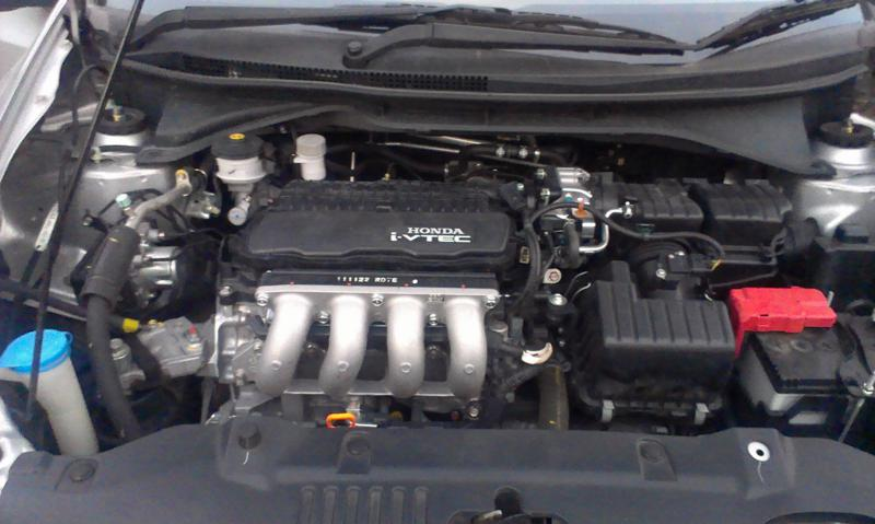 Honda City Engine image