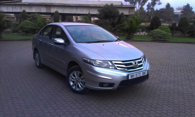Honda City Exterior photo
