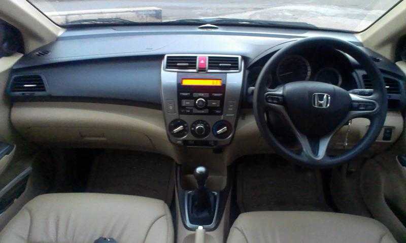 Honda City Interior picture
