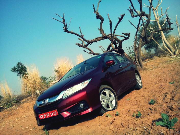 Honda City 2014 Images 51