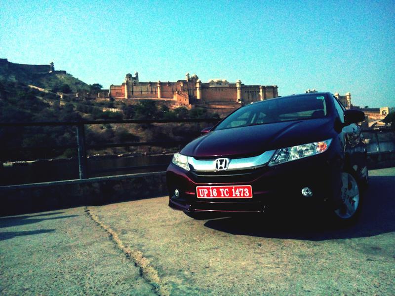 Honda City 2014 Images 7