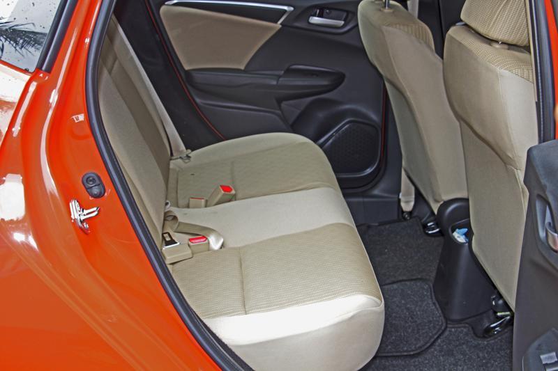 Honda Jazz Interiors 6